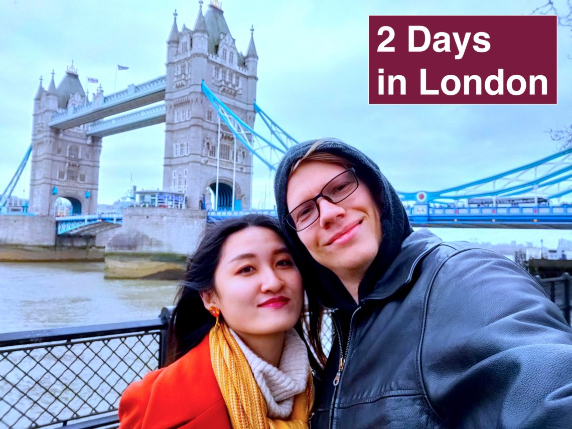 London Trip Archives - M&R's Life Blog